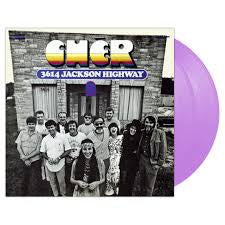 NEW - Cher, 3614 Jackson Highway - Purple Clear 2 LP