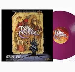 NEW - Soundtrack, The Dark Crystal OST Coloured LP