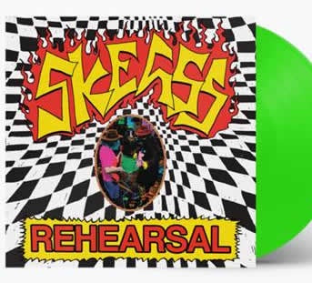 NEW - Skegss, Rehearsal (Green) LP