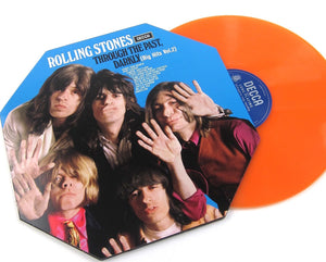 NEW - Rolling Stones (The), Through the Past Darkly Ltd Ed Orange LP