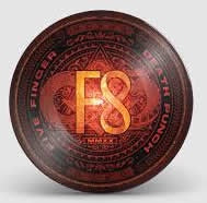 NEW - Five Finger Death Punch, F8 Picture Disc