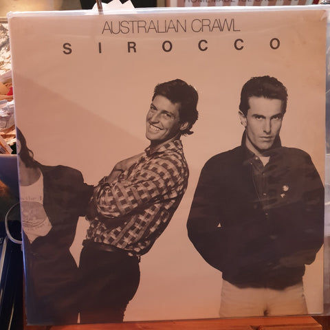 Australian Crawl, Sirrocco LP (2nd Hand)