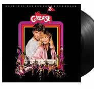 Soundtrack, Grease 2 LP (Japan) (2nd Hand)