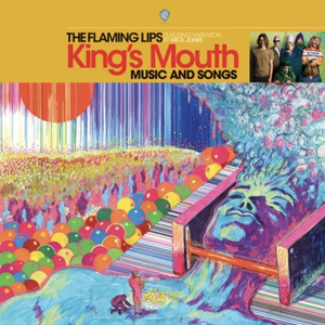NEW - Flaming Lips, The Kings Mouth Vinyl