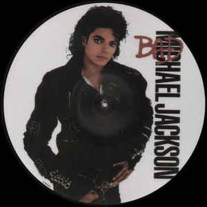 NEW - Michael Jackson, Bad Picture Disc