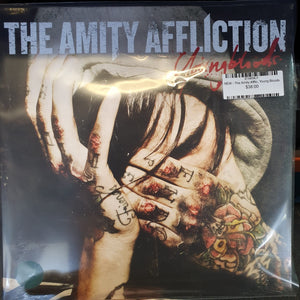 NEW - Amity Affliction (The), Young Bloods Aquamarine Vinyl