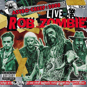 NEW - Rob Zombie, Astro-Creep,: 2000 Live LP