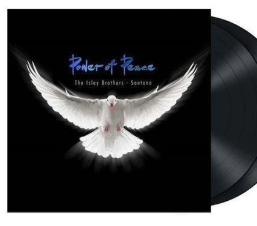 NEW - Isley Brothers (The) and Santana, Power Of Peace 2LP