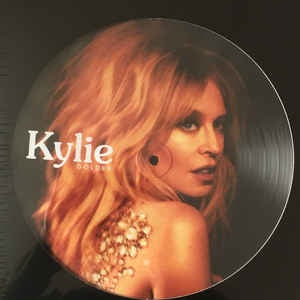 NEW - Kylie, Golden - Picture Disc