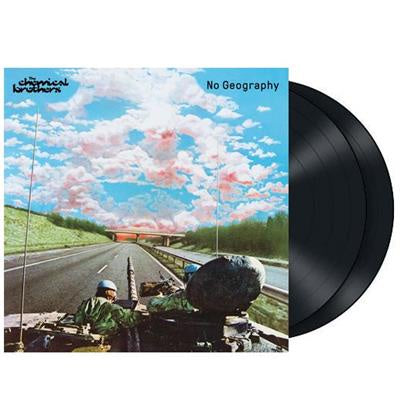 NEW - Chemical Brothers (The), No Geography 2LP