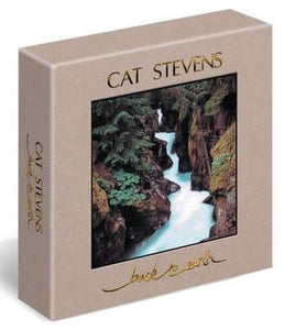 NEW - Cat Stevens, Back to Earth Box Set 5CD + 2LP NOTE: Due 10th April 2020 (MDC)