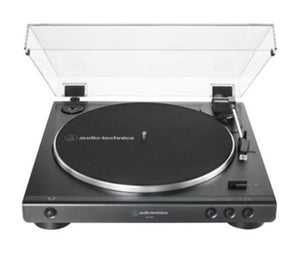 Audio Technica LP60X Fully Automatic Turntable (Black)