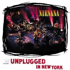 NEW - Nirvana, MTV Unplugged