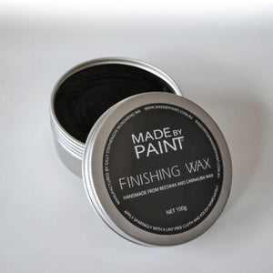 Finishing Wax - Black - 200g
