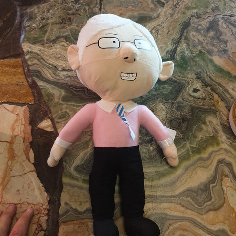 Kevin Rudd Stuffed Toy - 40cm