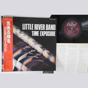 Little River Band, Time Exposure LP (Japan) (2nd Hand)