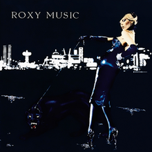 NEW (Euro) - Roxy Music, For Your Pleasure LP