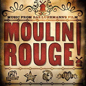 NEW (Euro) - Soundtrack, Moulin Rouge 2LP
