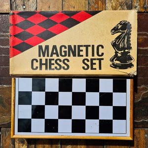 Chess/Backgammon Magnetic Set