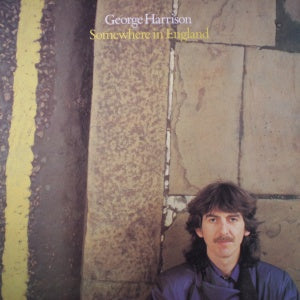NEW - George Harrison, Somewhere in England
