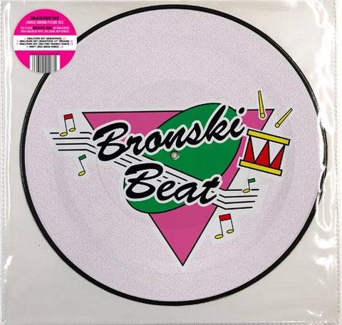 NEW - Bronski Beat, Small Town Boy Pic Disc