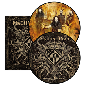 NEW - Machine Head, Bloodstone and Diamonds Picture Disc