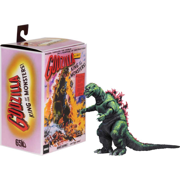 "Godzilla - 1956 Poster 12"" Head to Tail Action Figure"