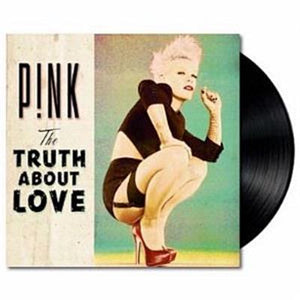 NEW - Pink, The Truth About Love 2LP