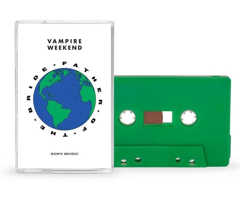 NEW - Vampire Weekend, Father of the Bride Cassette