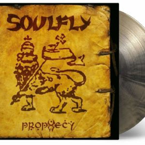 NEW - Soulfly, Prophecy (Black and Gold 2 LP)