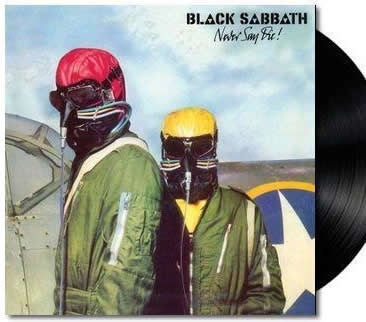 NEW - Black Sabbath, Never Say Die (Remastered) LP