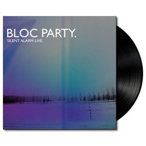 NEW - Bloc Party, Silent Alarm Live LP