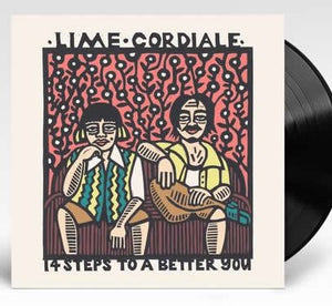 NEW - Lime Cordiale, 14 Steps To a Better You LP DUE: 10th July 2020