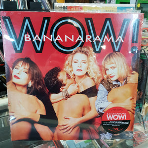 NEW - Bananarama, WOW Red LP