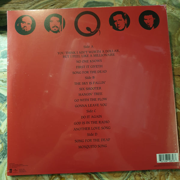 NEW - Queens of the Stone Age, Songs for the Deaf 2LP