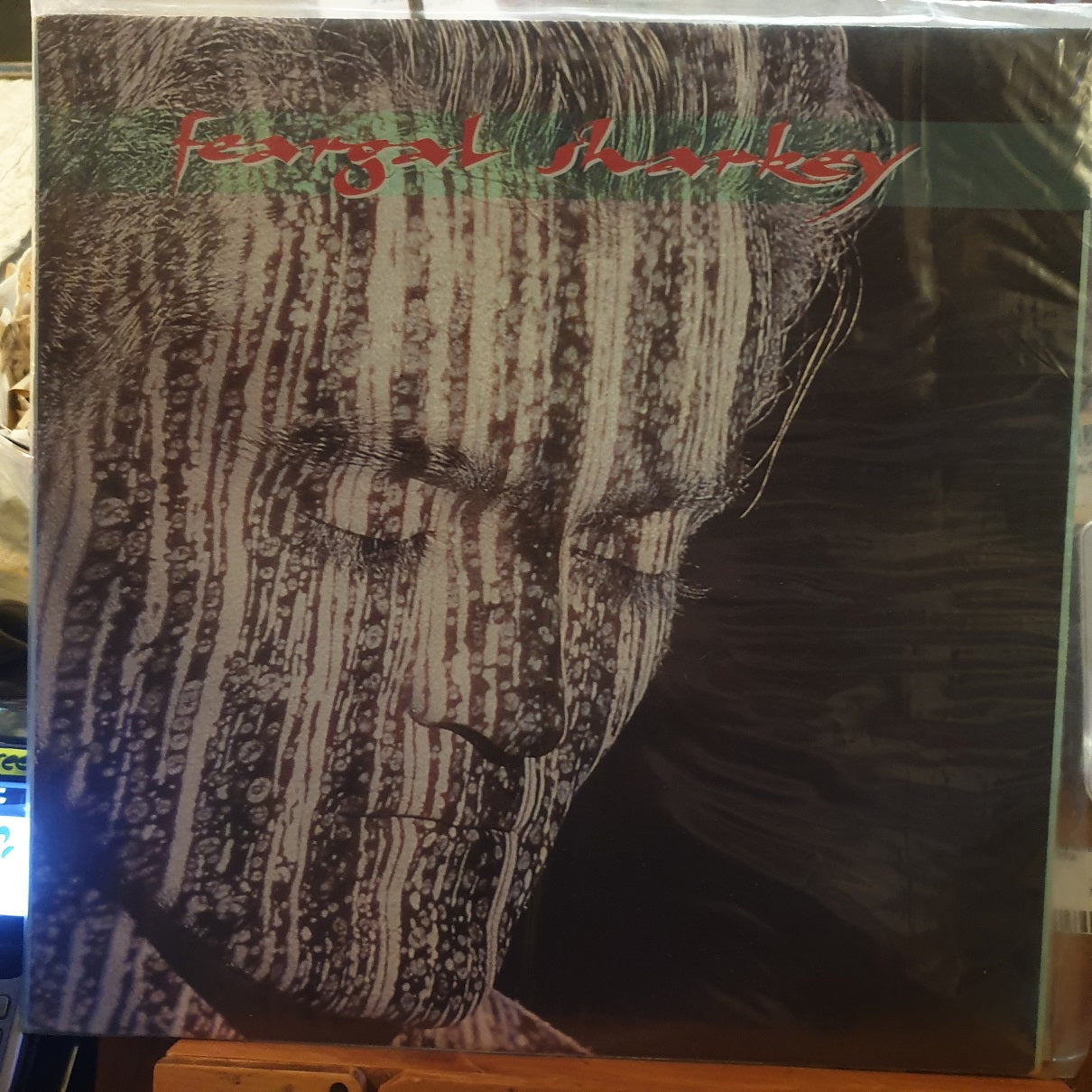 Feargal Sharky, Self Titled LP (2nd Hand)