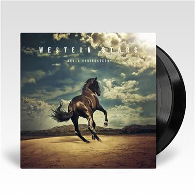 NEW - Bruce Springsteen, Western Stars 2LP