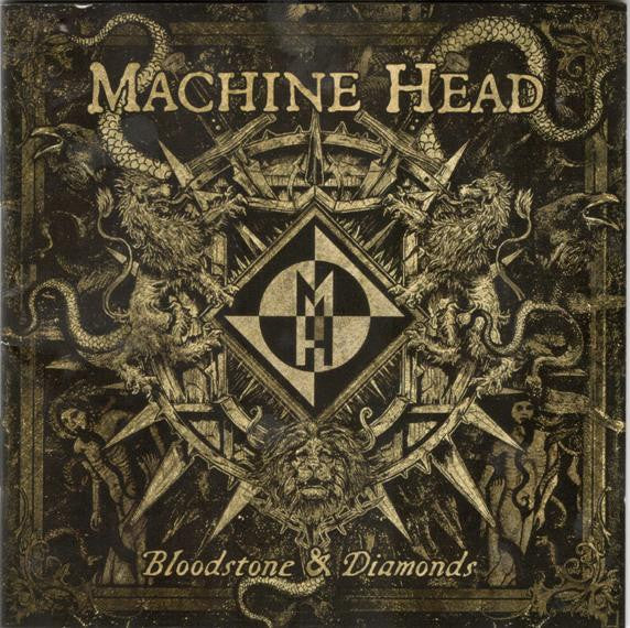 NEW - Machine Head, Bloodstone and Diamonds 2LP