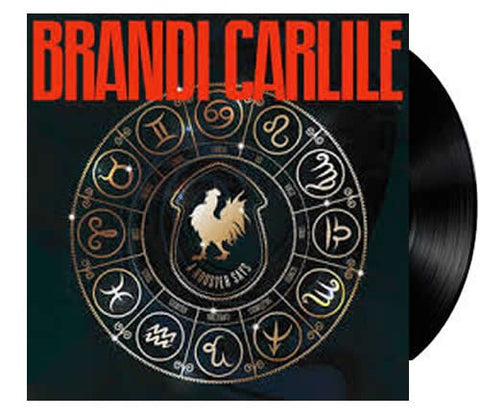 NEW - Brandi Carlile, A Rooster Says RSD 12""
