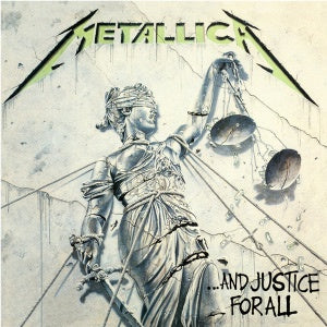 NEW - Metallica, ...and Justice for All  2LP