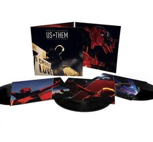 NEW - Roger Waters, Us & Them 3LP