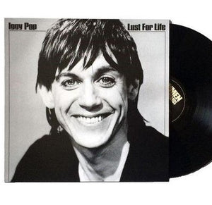NEW - Iggy Pop, Lust for Life LP