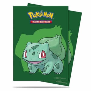 Pokemon / Ultra Pro Deck Protector Sleeve - Bulbasaur