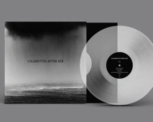 NEW - Cigarettes After Sex, Cry Clear LP (MDC)
