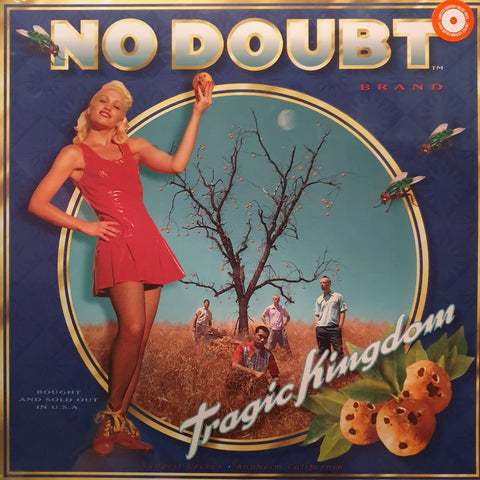 NEW - No Doubt, Traffic Kingdom Ltd Ed LP