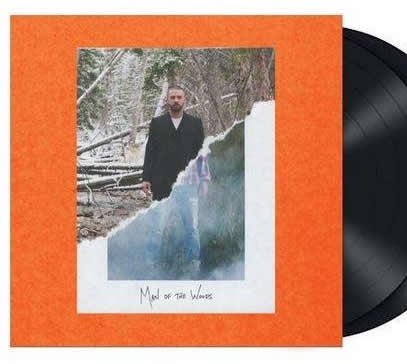 NEW - Justin Timberlake, Man Of The Woods 2LP