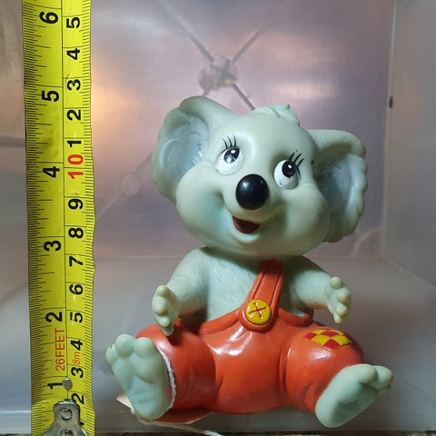 Blinky Bill Rubber Puppet - 5""