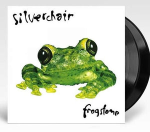 NEW - Silverchair, Frogstomp (Black) 2LP