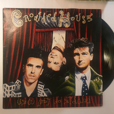 Crowded House, Temple of Low Men LP (2nd Hand)