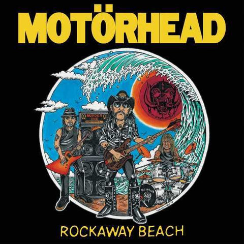 NEW - Motorhead, Rockaway Beach 7""